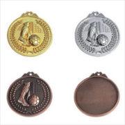 medallas 50mm futbol